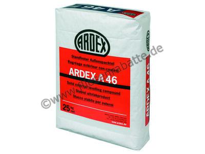 Ardex A 46 Standfester Außenspachtel 53080