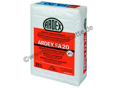 Ardex FA 20 Faserarmierte Bodenspachtelmasse 53178