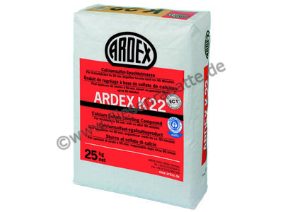 Ardex K 22 Calciumsulfat - Spachtelmasse 53206