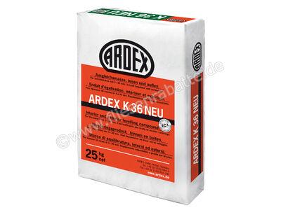 Ardex K 36 NEU Ausgleichsmasse, innen und außen 19256