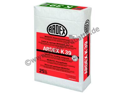 Ardex K 39 MICROTEC Reaktivierbare Bodenspachtelmasse 16775   Bild 1