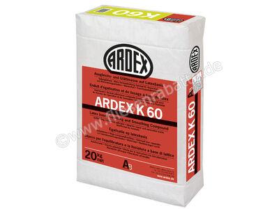 Ardex K 60 Ausgleichs- und Glättmasse auf Latexbasis 24201