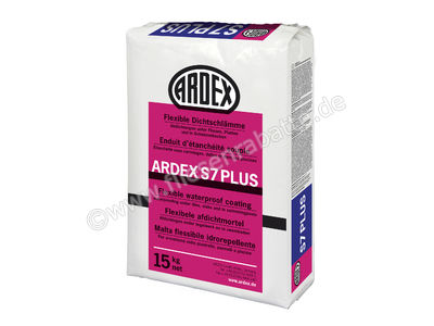 Ardex S 7 Plus Flexible Dichtschlämme 24223 | Bild 1