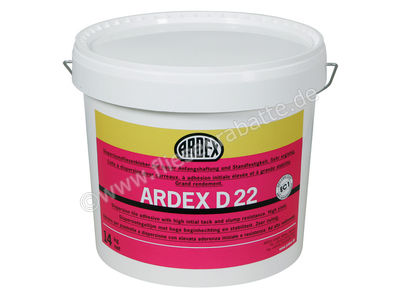 Ardex D 22 Dispersions-Fliesenkleber 57100
