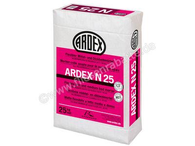 Ardex N 25 Flexibler Mittel- und Dickbettmörtel 16773