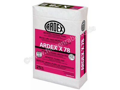 Ardex X 78 MICROTEC Flexkleber, Boden 54065