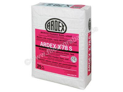 Ardex X 78 S MICROTEC Flexkleber, Boden, schnell 54067