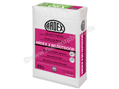 Ardex X 90 Outdoor MICROTEC3 Flexkleber 24261   Bild 1