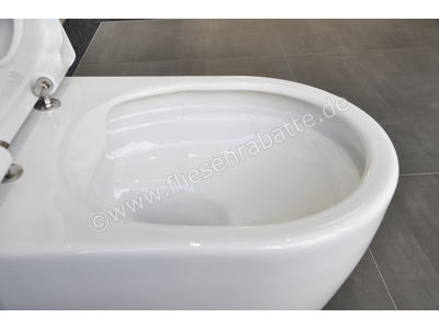 Villeroy & Boch Avento Wand-WC + Sitz weiß VBPAKETAVENTO