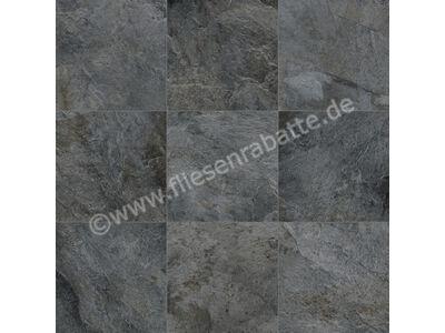 Kronos Rocks silver black 60x60 cm KRO7401 | Bild 2