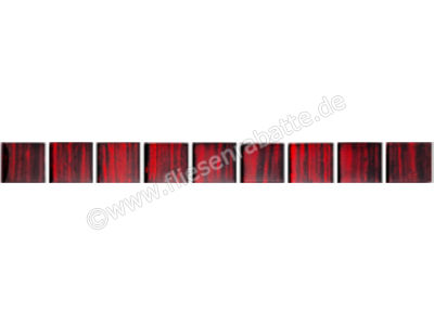 Bärwolf Jewelry ruby red 2.88x2.88 cm GL-513002-1