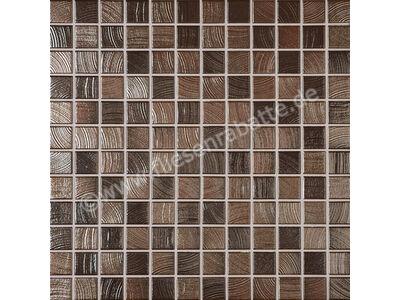 Jasba Senja Pure wenge-metallic 2x2 cm 3227 | Bild 1