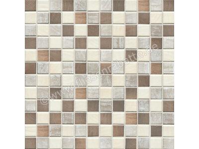 Jasba Senja Pure wood-mix 2x2 cm 3305H | Bild 1