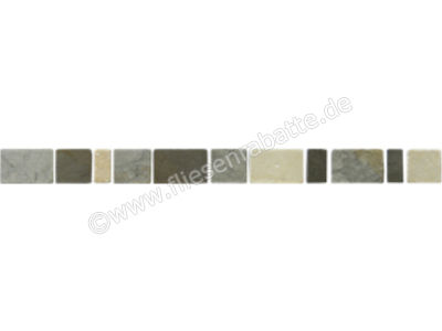 Bärwolf Sticks & Squares grey-mix beige 3x3 cm MA-7012