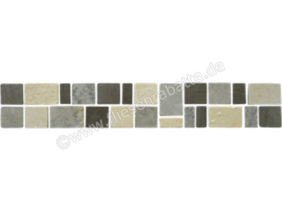 Bärwolf Sticks & Squares grey-mix beige 3x3 cm MA-7013