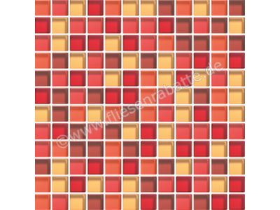 Bärwolf Translucent red mix 0.23x0.23 cm GL-2350