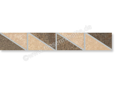 Agrob Buchtal Trevi beige-braun 4.7x30 cm 280786 | Bild 1