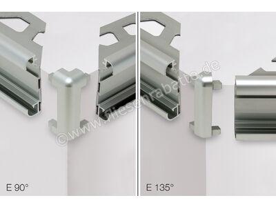 Schlüter RONDEC-STEP-CT Außenecke E135RC125ACGB39 | Bild 1