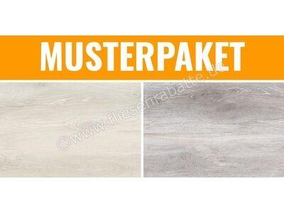 ceramicvision Woodtrend bianco grigio 30x30 cm MPWoodtrend2 | Bild 1