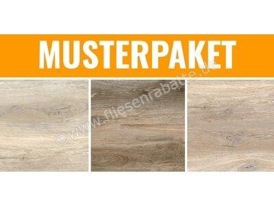 ceramicvision Woodtrend larice castagno iroko 30x30 cm MPWoodtrend1 | Bild 1