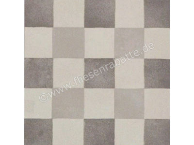Marazzi Block white silver black grey 15x15 cm MH2K | Bild 1