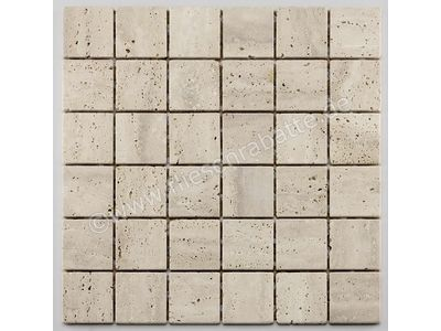 Bärwolf Square white beige 0.48x0.48 cm CM-09010