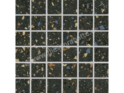 Agrob Buchtal Nova anthrazit bunt 5x5 cm 431806H | Bild 1