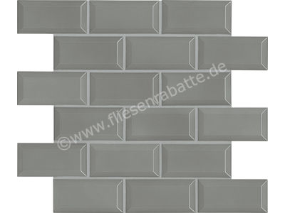 Agrob Buchtal District ash grey 5x10 cm 45553H | Bild 1
