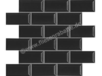 Agrob Buchtal District pitch black 5x10 cm 45552H | Bild 1