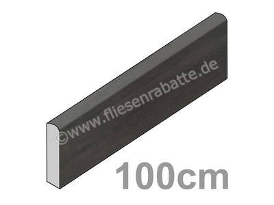 Cerdomus Stage Pointe black 7.2x100 cm 58468-100