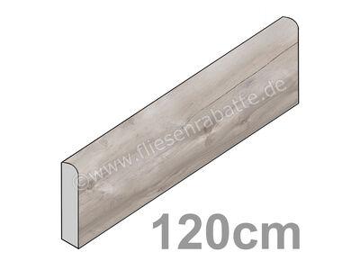 Emil Ceramica Millelegni grey ash 7.2x120 cm 553M8R-120