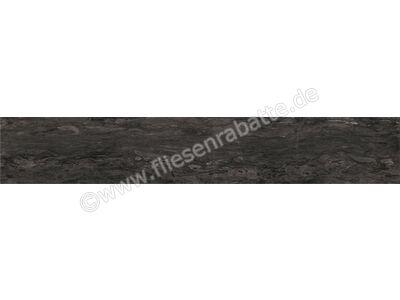 Emil Ceramica Stone Box black ink concept 15x90 cm 917F9BP