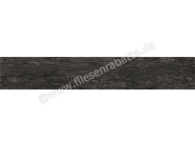 Emil Ceramica Stone Box black ink concept 15x90 cm 917F9BR
