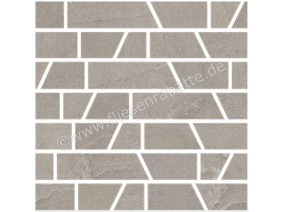 Emil Ceramica Stone Box bright grey 28x28 cm M307F8R