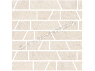 Emil Ceramica Stone Box sugar white 28x28 cm M307F0R