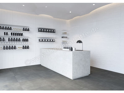 Keraben Essential Concret White 40x120 cm KP96C000 | Bild 2