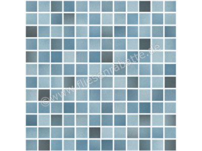 Jasba Fresh denim blue-mix 2x2 cm 41206H