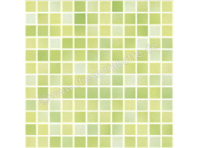 Jasba Fresh lime green mix 2x2 cm 41214H