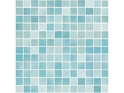 Jasba Fresh Secura light blue mix 2x2 cm 41307H