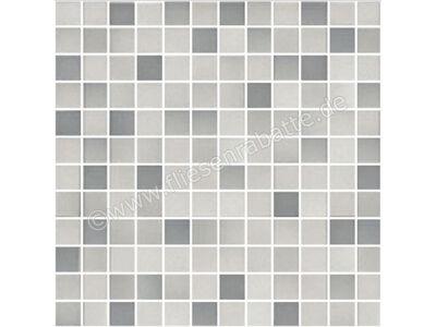 Jasba Fresh Secura light gray mix 2x2 cm 41303H
