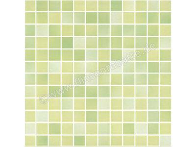 Jasba Fresh Secura lime green mix 2x2 cm 41314H