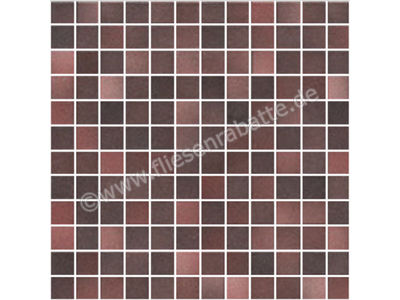 Jasba Fresh Secura mystic red mix 2x2 cm 41313H