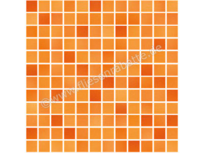 Jasba Fresh sunset orange mix 2x2 cm 41211H