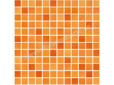 Jasba Fresh sunset orange-mix 2x2 cm 41211H