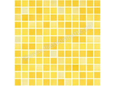 Jasba Fresh sunshine yellow mix 2x2 cm 41215H