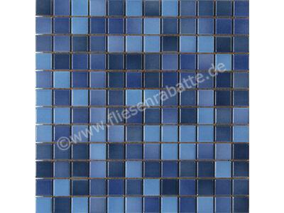 Jasba Lavita indigoblau 2x2 cm 3603H