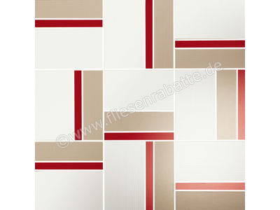 Love Tiles Acqua rubi 35x35 cm 663.0074.0661 | Bild 1