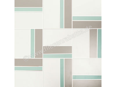 Love Tiles Acqua turchese 35x35 cm 663.0074.0511 | Bild 1