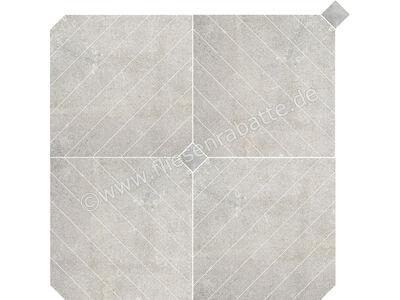 Love Tiles Metallic steel 90x90 cm 663.0120.0471 | Bild 1