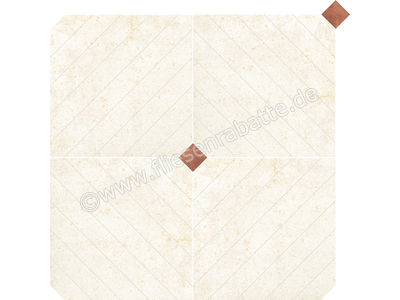 Love Tiles Metallic platinum 90x90 cm 663.0120.0011 | Bild 1